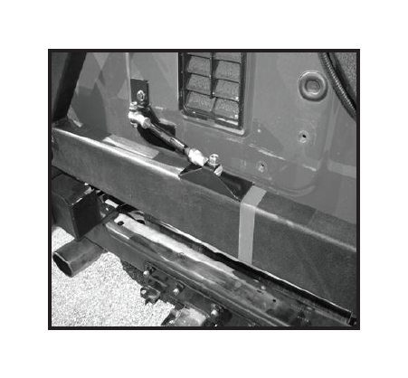 How To Install Rugged Ridge Tire Carrier Linkage Kit For