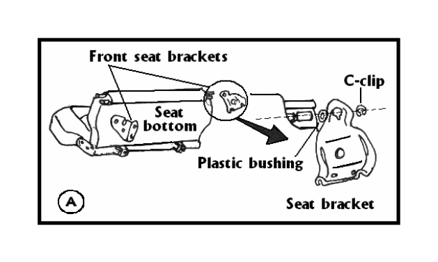 How to Install a Smittybilt Black Denim Vinyl Fold and Tumble Rear
