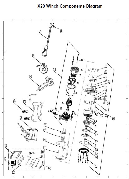 smittybilt winch wiring of  diagrams  wiring diagram images