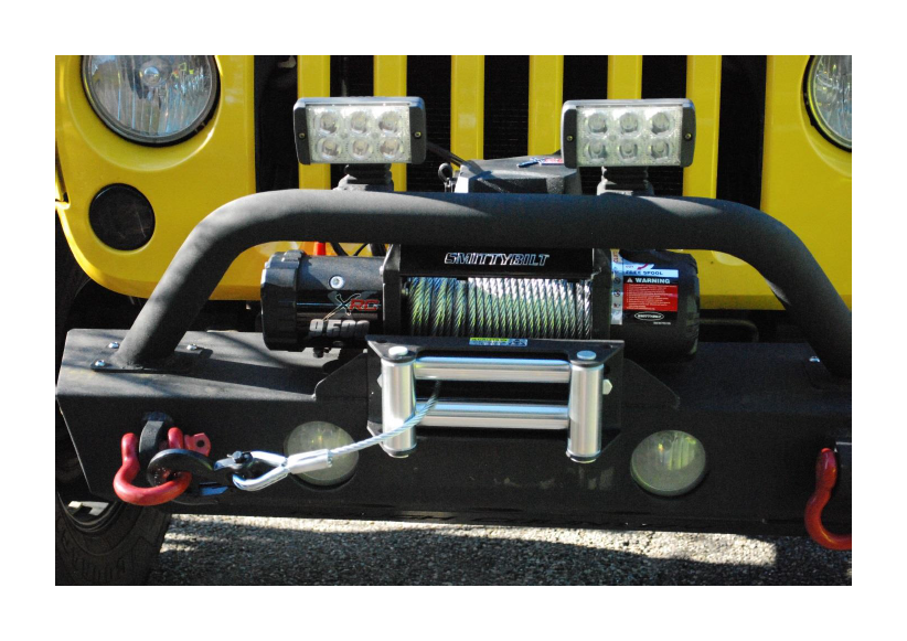 smittybilt gen2 xrc 9500 lb. winch on your wrangler 3 how to install smittybilt gen2 xrc 9,500 lb winch on your smittybilt winch xrc 9.5 wiring diagram at nearapp.co