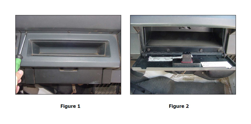 How to install smittybilt vaulted glove box on your 1987 1995 3 reach behind the dash and remove the 4 screws on the backside of the factory glove box facefigure 3 there are 2 screws behind each end of the publicscrutiny Gallery