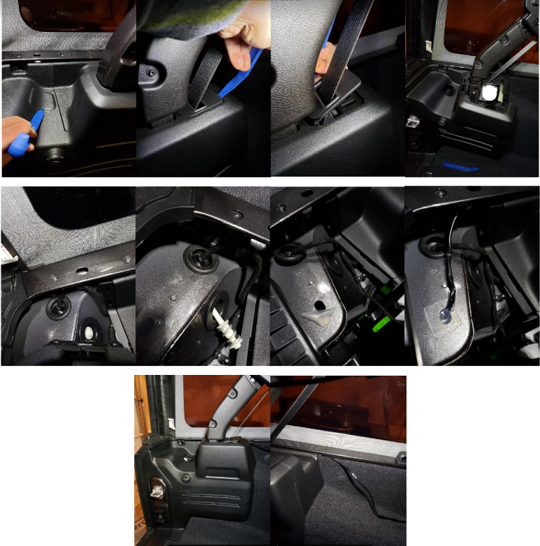 How To Install Smittybilt Xrc Gen2 Rear Bumper  18