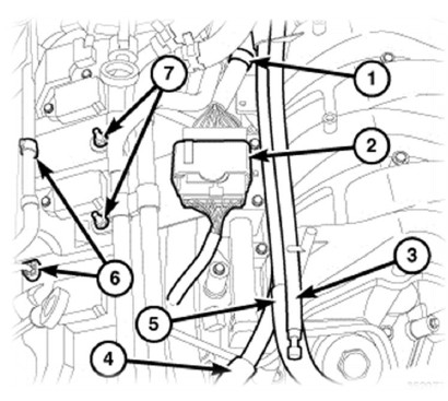 Wrangler Tj Wiring Harness Coolant Bottle Connector on 2 0l jeep engine diagram html