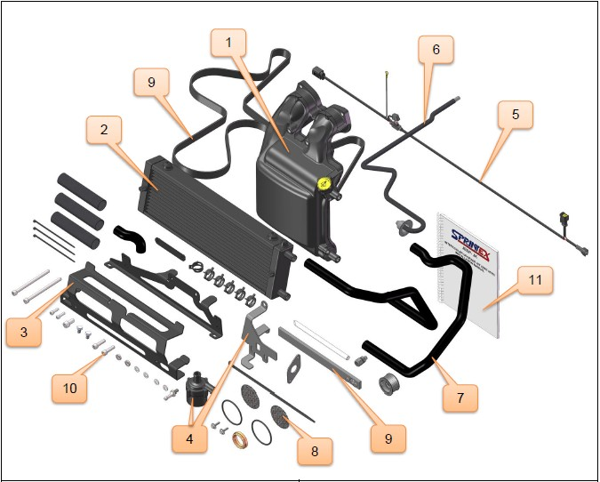 How to Install Sprintex 3 8L Intercooled Supercharger System