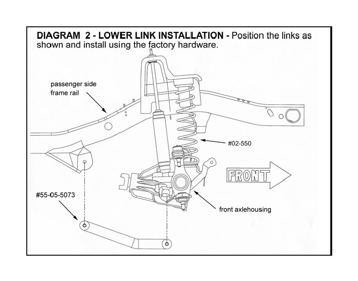 how to install superlift 4 in suspension lift kit w superide rh extremeterrain com 2001 Jeep Cherokee Sport Suspension Diagram Jeep Grand Cherokee Front Suspension Diagram