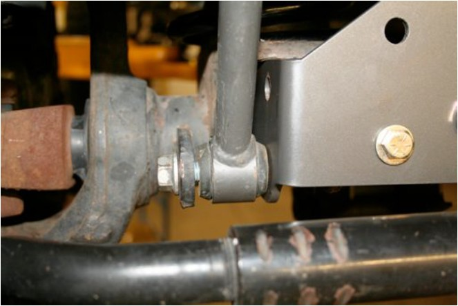 How to Install Synergy Front Track Bar Bracket, 3 in + (07
