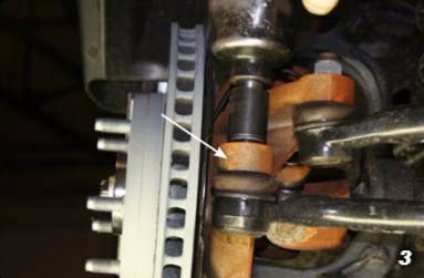 How to Install a Teraflex Front Axle Sleeve Kit w/ Gussets