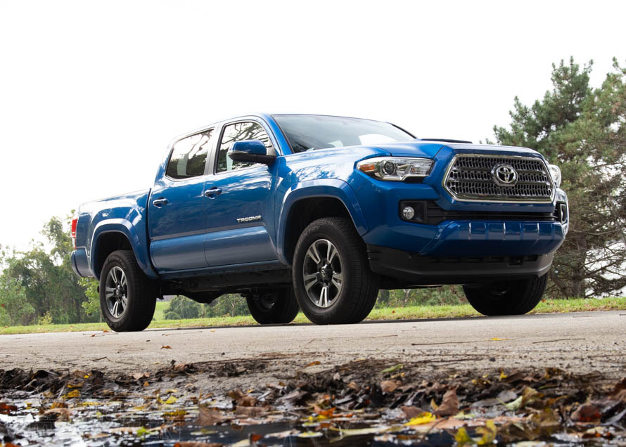 Tacoma Leaf and Coil Springs & How to Upgrade Them