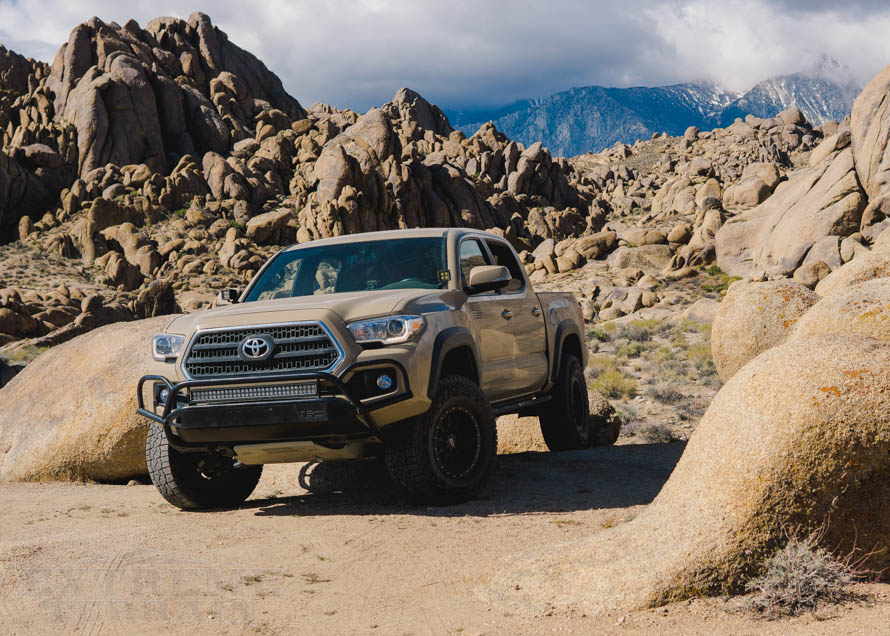 Upgrading Your Tacoma's Axles for Off-Roading | ExtremeTerrain