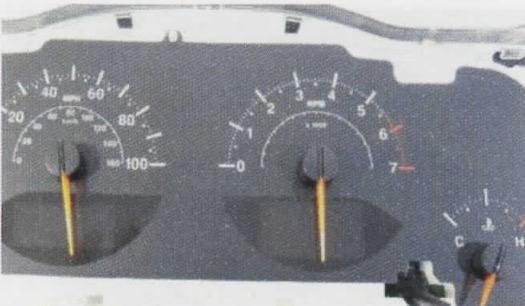 How to Install US Speedo Daytona Gauge Face Kit - Blue/ Blue Night