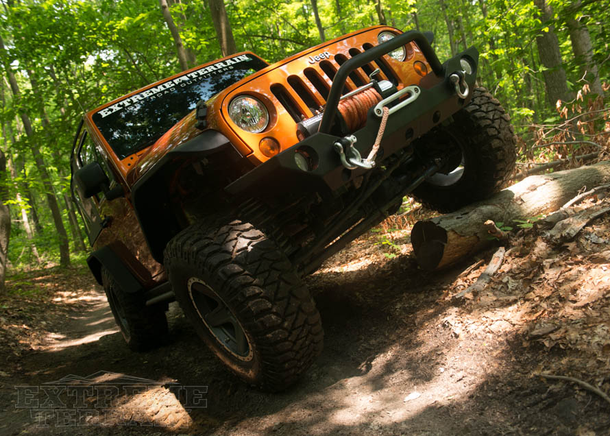 When Should I Upgrade My Wrangler's Driveshaft? Plus Two-Door & Four