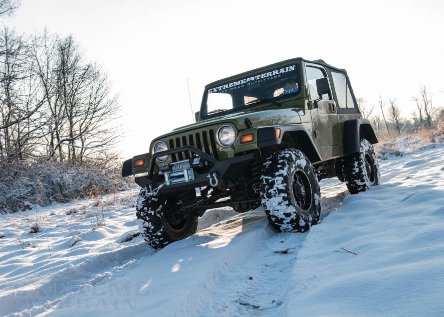 Jeep In Snow >> How Do I Prepare My Wrangler For Winter