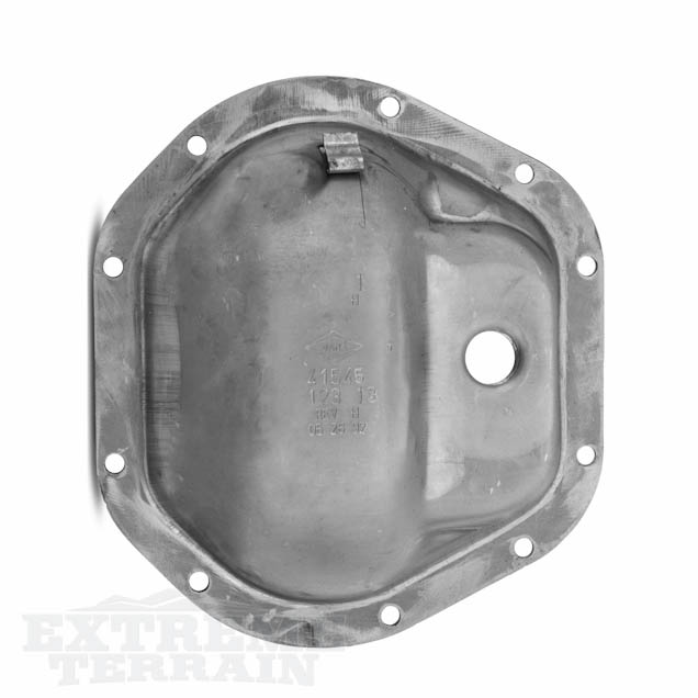 Stock Wrangler Dana 44 Differential Cover
