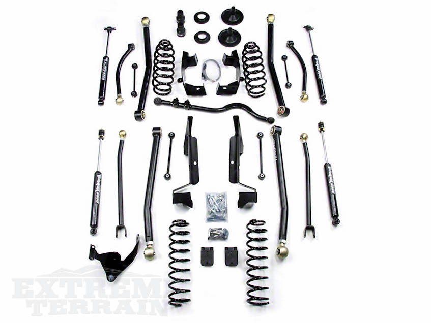 3in Long Arm Lift Kit with Shocks