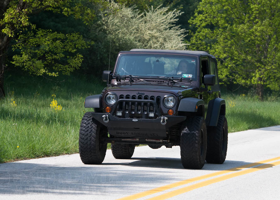 Jeep Death Wobble Explanations Fixes Extremeterrain