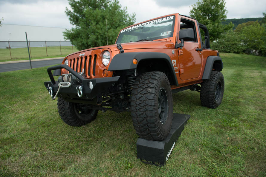 Improving Your Wrangler's Handling Suspension Ponents