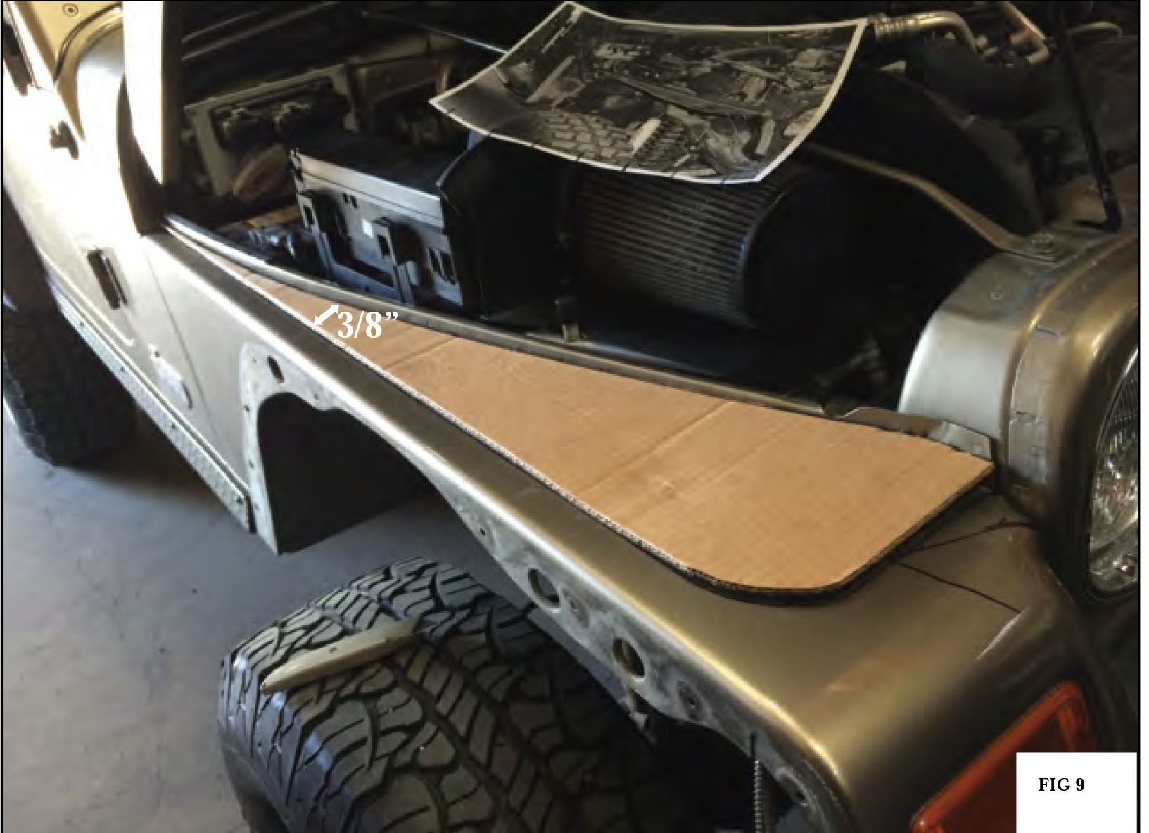 How To Install Barricade Front Fenders W Flare On Your 1997 2006 Jeep Wrangler Tj Extremeterrain