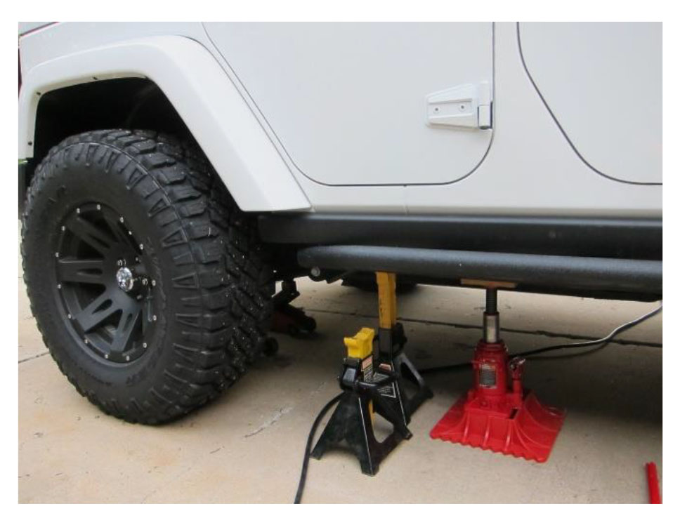 How To Install A Teraflex Performance Leveling Kit On Your