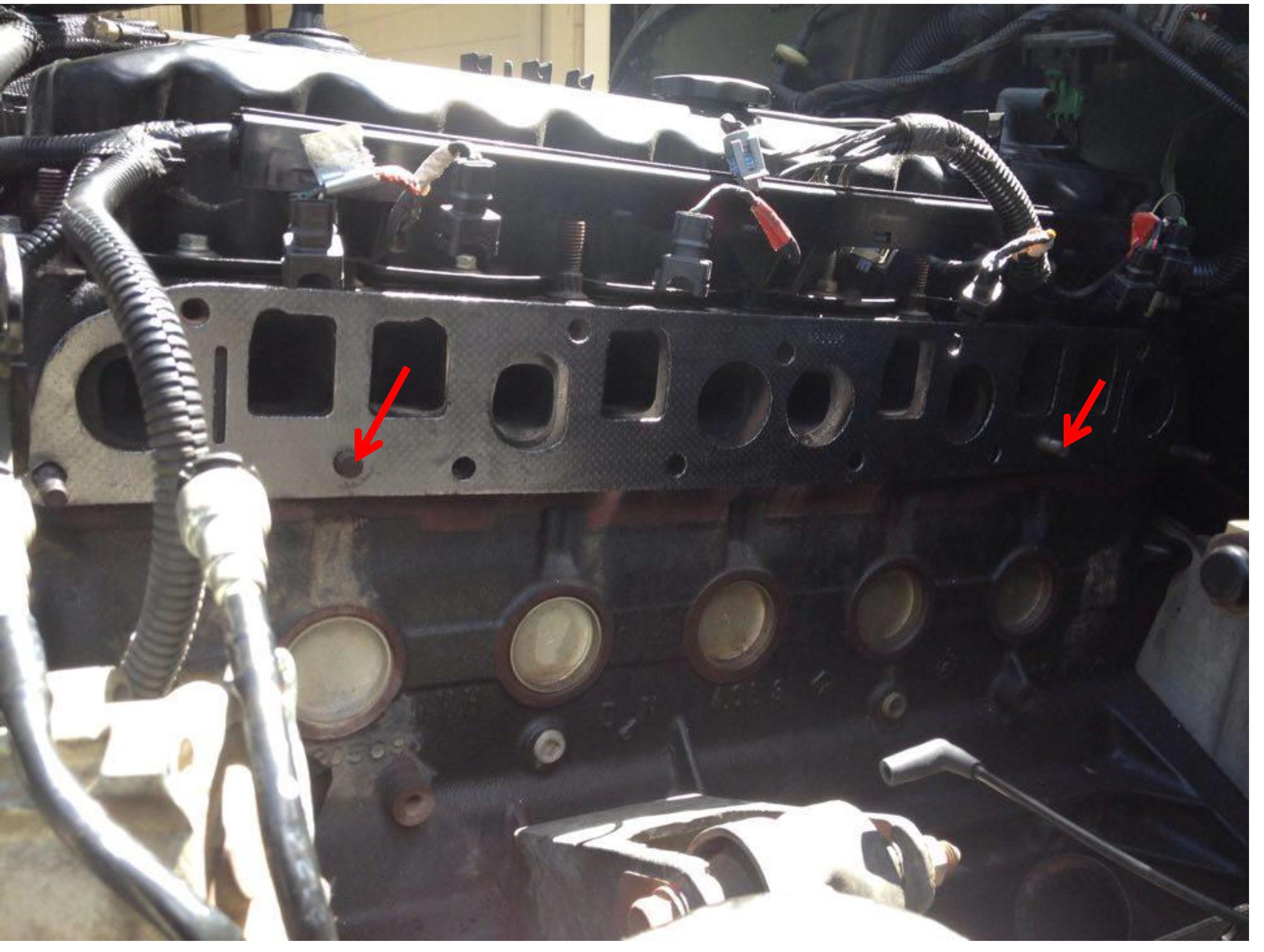 WRG-7265] Aftermarket Jeep 4 0 Cylinder Head on