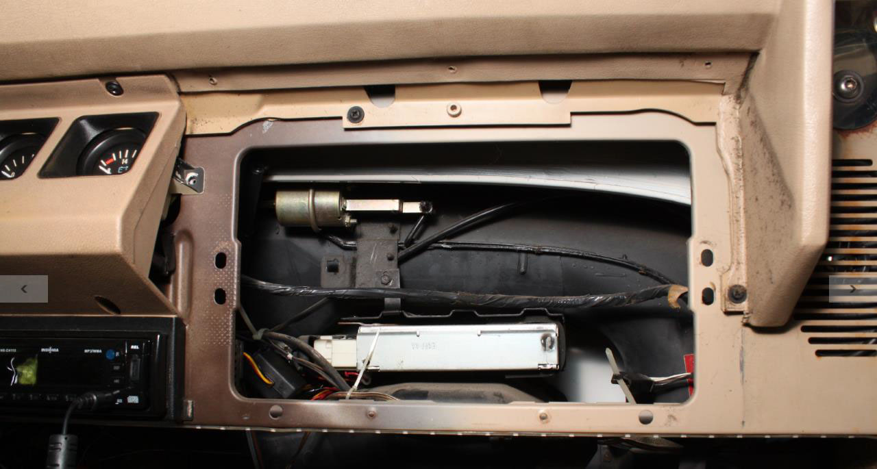 How to install a tuffy security glove compartment on your 1987 1995 7 install the provided l brackets with 2 14 20 phillips head screws and washers from the front and 14 20 nylon locking nuts from the rear with the publicscrutiny Gallery