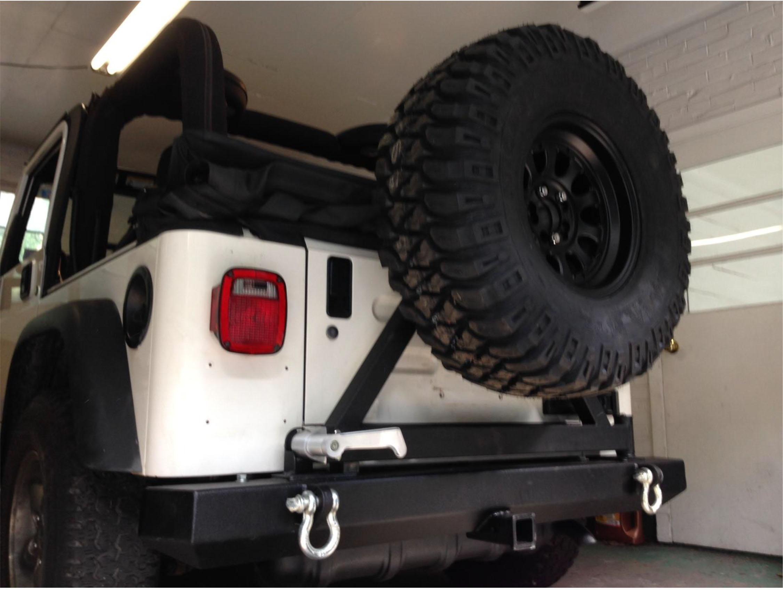 Hot To Install A Barricade Classic Rear Bumper W Tire